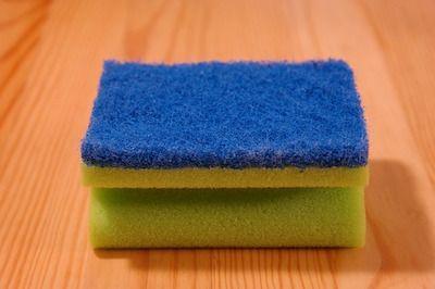 esponja estropajo