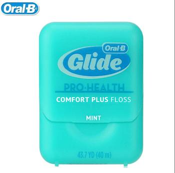 hilo dental oral b glide toxico
