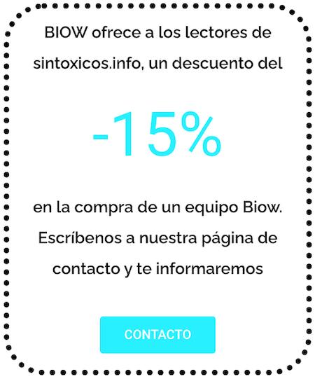 Descuento-Biow